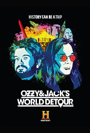 Ozzy and Jack's World Detour poster