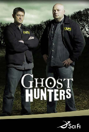 Ghost Hunters poster