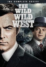 The Wild Wild West poster