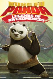 Kung Fu Panda: Legends of Awesomeness poster