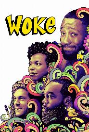 Woke poster