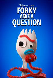 Forky Asks a Question poster