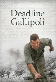 Deadline Gallipoli poster