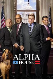 Alpha House poster