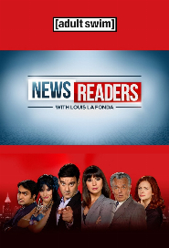 Newsreaders poster