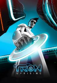 Tron: Uprising poster
