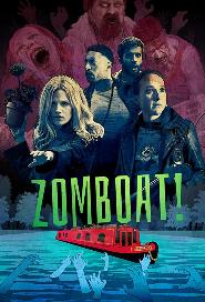 Zomboat! poster