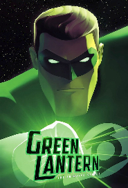 Green Lantern: The Animated Series poster