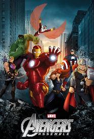 Marvel's Avengers Assemble poster