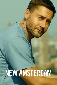 New Amsterdam poster