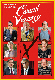 The Casual Vacancy poster