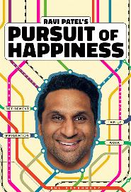 Ravi Patel's Pursuit of Happiness poster