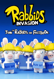 Rabbids Invasion poster