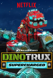 Dinotrux Supercharged poster