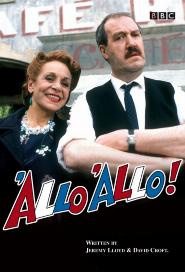 'Allo 'Allo! poster