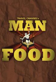 Man v. Food poster