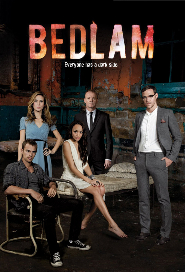 Bedlam poster