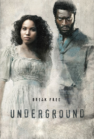 Underground poster