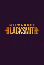 Milwaukee Blacksmith poster