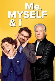 Me, MYSELF & I poster