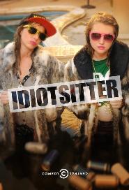 Idiotsitter poster