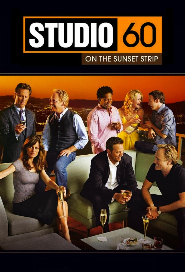 Studio 60 on the Sunset Strip poster