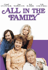 All in the Family poster
