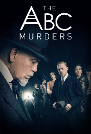 The ABC Murders poster