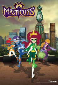 Mysticons poster