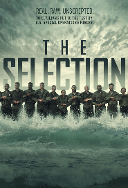 The Selection: Special Operations Experiment poster