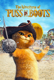 The Adventures of Puss in Boots poster