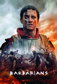 Barbarians poster