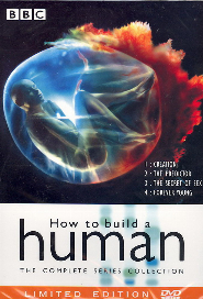 How To Build A Human poster