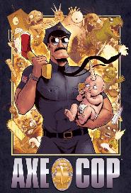 Axe Cop poster