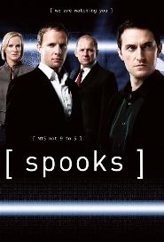 Spooks poster