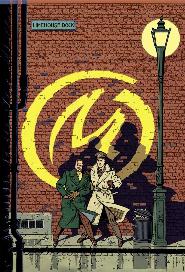 Blake and Mortimer poster