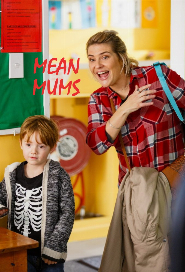 Mean Mums poster