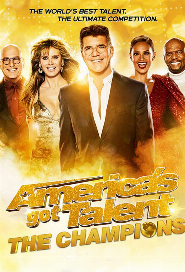 America's Got Talent: The Champions poster