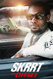 SKRRT with Offset poster