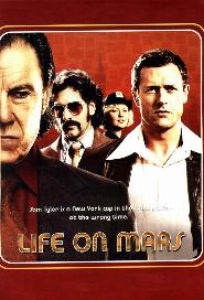 Life on Mars (US) poster