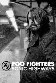 Foo Fighters: Sonic Highways poster