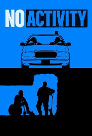 No Activity (US) poster
