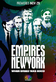 Empires of New York poster