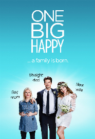 One Big Happy poster