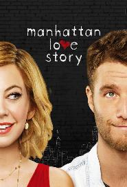Manhattan Love Story poster