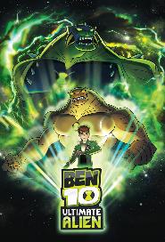 Ben 10: Ultimate Alien poster