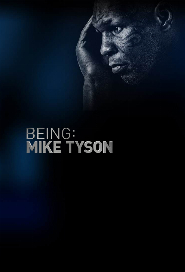 Being Mike Tyson poster