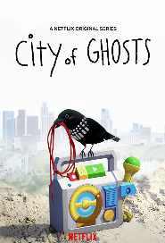 City of Ghosts poster