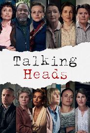 Alan Bennett's Talking Heads poster