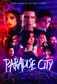 Paradise City (2021)  poster